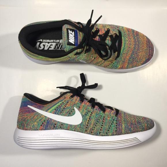 Nike Lunarepic Low Fkynit shoes Mens 10 856d512ed4f0
